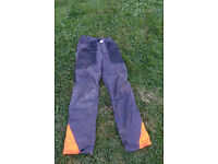 Stihl Economy Plus Chainsaw Trousers A / Class 1 Arborist Tree Surgery Surgeon