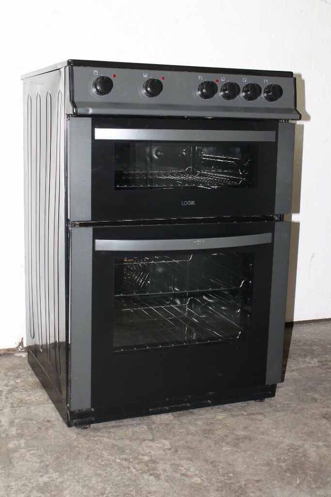 Logik 60cm Ceramic Top Cooker/Oven Good Condition 12 Month Warranty Delivery and Install Available