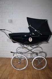 Silver Cross Durham Rose Vintage Classic pram CAN POST