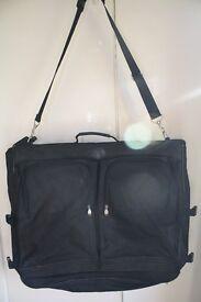 Black Heavy Duty Travel Suit Bag