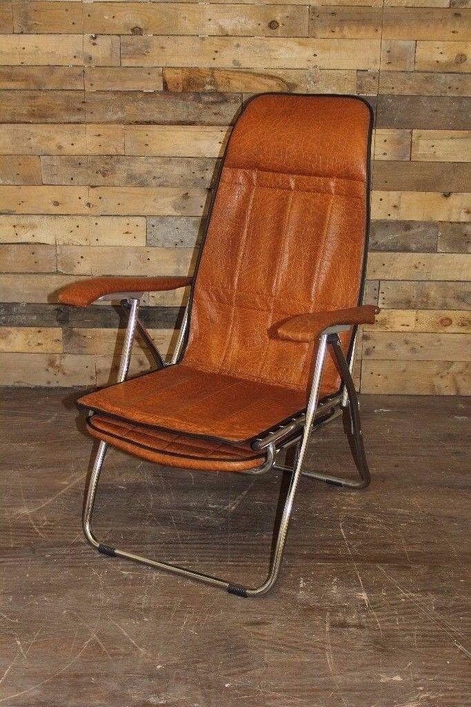 Luxury Deckchair