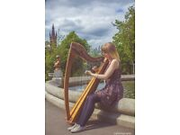 Clarsach/Lever Harp Tuition for all Ages and Abilities!