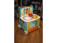 ELC Kitchen Activity Walker
