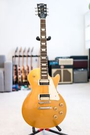 2017 Gibson Les Paul Classic Gold Top