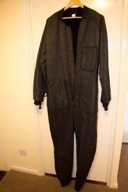 Dry suit under suit size large