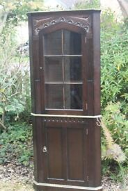 Vintage Corner Unit
