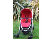Maxi Cosi Elea with front or rear facing. Car seat could be fitted (very clean condition)