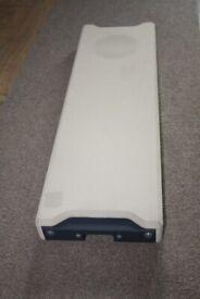 VINTAGE REVOX - very rare flat design pair of speakers