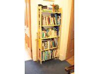 Bookcases x 7