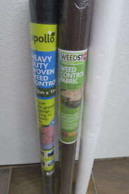 Weed Control Fabric & Fleece