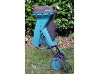 Bosch AXT 2000 Quiet Garden Shredder