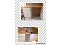 Kitchen units cabinets storage for sell or swap from Birmingham city council house
