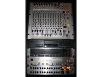 Focusrite Platinum Penta Stereo Analog Preset Compressor