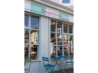 Experienced Waiting staff Part Time & Full Time - Sugardough bakery & cafe