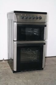 Beko 50cm Ceramic Top Cooker/Oven Good Condition 12 Month Warranty Delivery and Install Available