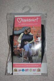 Mamascarf breastfeeding scarf