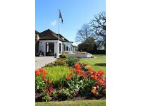Bar and dining room service staff needed at a busy and friendly members' club in Coulsdon