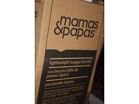 Mamas and papas Tour 2 lightweight pushchair
