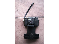 Serviced (08/2015) Minox 35ml 35 ml camera with leather case. film analogue leica glass; 35mm format