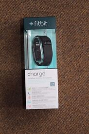 Fitbit Charge HR (Large) - wireless activity wristband - brand new - still in box £90