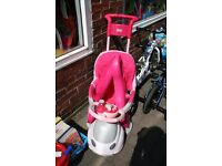 Mothercare 7 in 1 Trekker Ride on Rocker