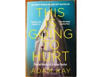 This Is Going To Hurt Book by Adam Kay For Sale