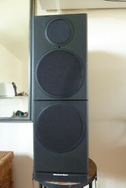 MORDAUNT SHORT 540 SPEAKERS 1980S