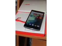 One plus one 64GB Unlocked with box