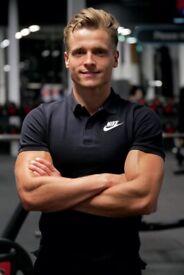 Personal Trainer & Fitness Coach Edinburgh