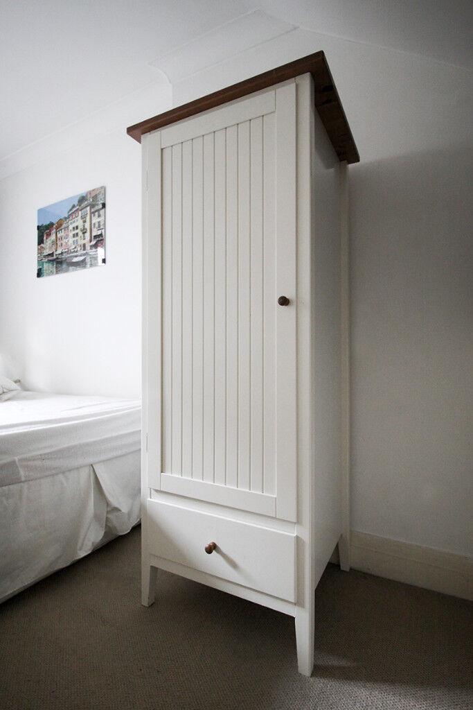 Ikea Visdalen Single Nursery Wardrobe In Chelsea London Gumtree