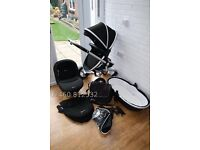 Silvercross surf travel system