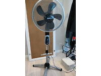 Beldray Premium 360 degree pedestal fan (Model EH1331)