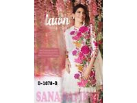 Pakistani | Indian designers lawn ready made ladies suits wholesale