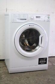Hotpoint 7kg 1200 Spin Washing Machine Digital Display Excellent Condition 6 Month Warranty