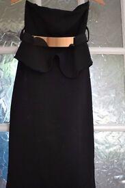 black dresses size 38 (M)