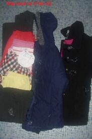 11-13 yrs clothes