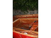 mirror dinghy on good trailer,offers considered