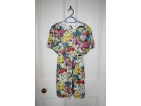 Ladies Atmosphere Summer Dress Size UK8