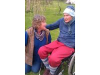 PERSONAL ASSISTANT/ LIVE-IN CARER, VEG COOKING, BATH ROUTINE, PERSONAL CARE, MEDITATION EXERCISE