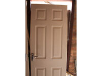 Internal wood doors