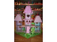 ELC Wooden Fairy Princess Castle Dolls House