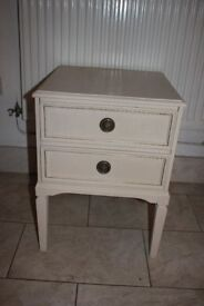 ,Two drawer .solid wood cupboard