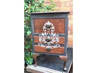 Jenners Solid Wood Sewing cabinet