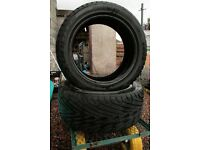 tyres 245/45/ZR17 Ling Long L688 6mm tread