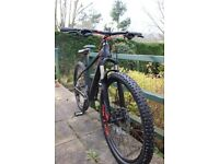 Cube Ltd Pro 27.5 Mountain Bike