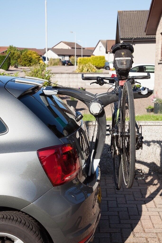Thule Raceway 2 Rear Mounting Carrier For 2 Bikes In Portlethen Aberdeen Gumtree
