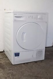 Beko 8kg Condenser Sensor Dryer Excellent Condition 6 Month Warranty Delivery Available