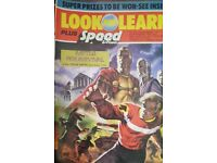 Vintage 1970's 'Look and Learn' magazine Edition Number 826