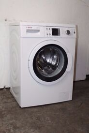 Bosch 8kg 1400 Spin Washing Machine Digital Display Excellent Condition 6 Month Warranty