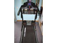 Maxima Fitness Speedster XT - Motorised Folding & Incline Treadmill